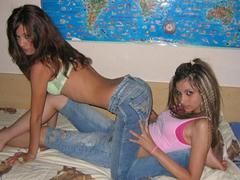 Stickam girls